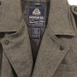 Mens American Rag Coat